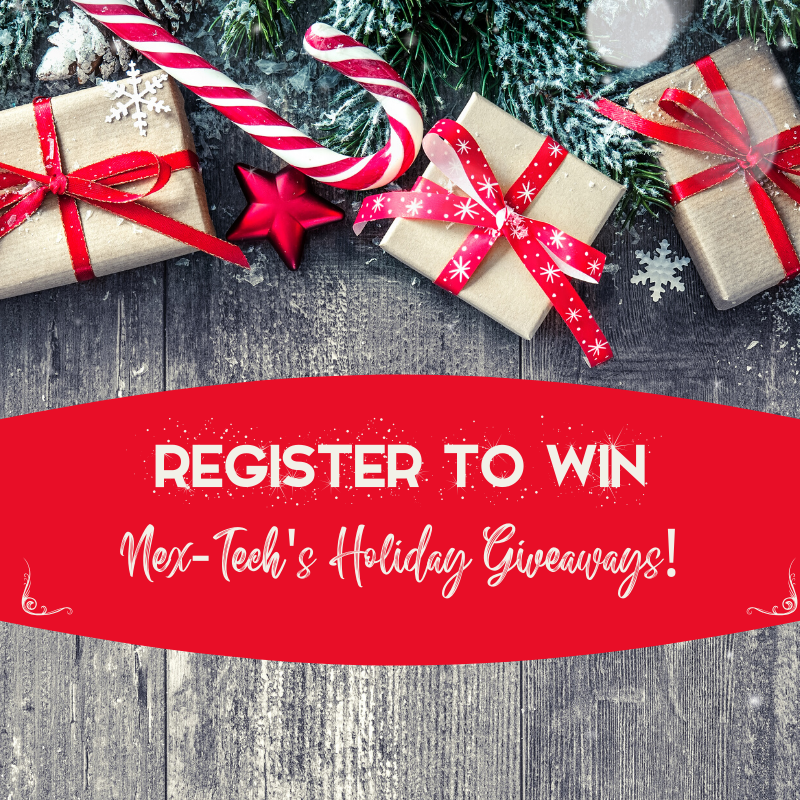 Enter the Holiday Giveaway!
